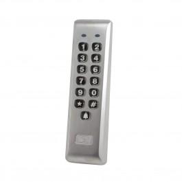 SSW iLM Style Mullion-mount Backlit Access Control Keypad