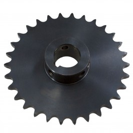 "Linear / Osco 2200-057-UPS Sprocket (41-B-30, 1"" Bore) Oxided UPS"