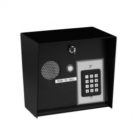 Linear 2520-410 Outdoor Intercom Station w/ Keypad & Gooseneck