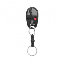 Linear ACT-34DHC 4-Channel Key Chain, TRANSMITTER PROX - HID Compatible