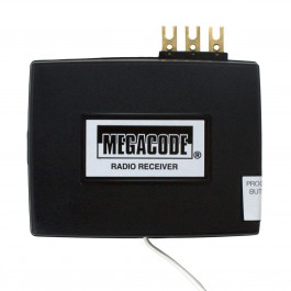Megacode 1 Channel Receiver