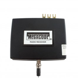 Megacode 1 Channel Gate Receiver - Linear DNR00073