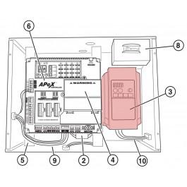 2 HP Hitachi Controller - Linear 2500-2251
