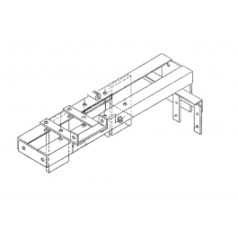 Linear / Osco 2110-265 Rail Assembly