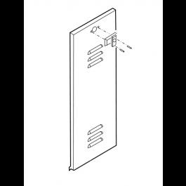 Linear / Osco 2110-318-TG Door Louvered with Lock BG BGU