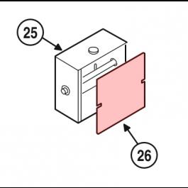 Linear / Osco 2300-945 Limit Box Cover