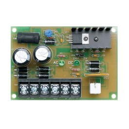 Access Control Power Supply Board
