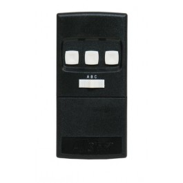 Linear Commercial 3 Button 9 Door Transmitter, 318 MHz