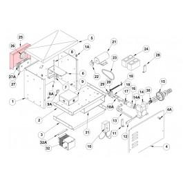 Linear / Osco 2100-242-BT Idler Cover