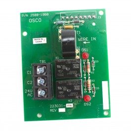 Linear / Osco 2500-1980 3 Phase Motor Board