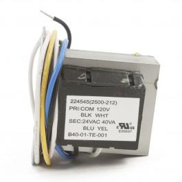 Linear 2500-212 Transformer 115V to 24V 40VA UL