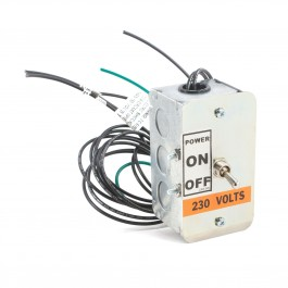 Linear / Osco 2510-252-D Power On/Off Disconnect Assembly for 230V Models