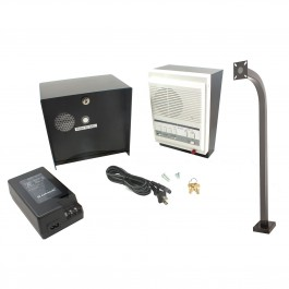 Linear 2520-053 Two-station Intercom Kit