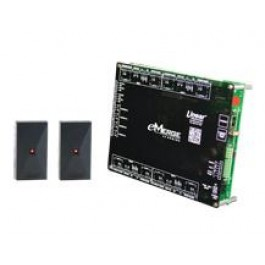 eMerge Elite 2-Door 2-Reader Access Control Module Bundle