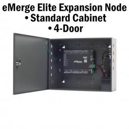 eMerge Elite 4-Door Expansion Node w/ Standard Cabinet