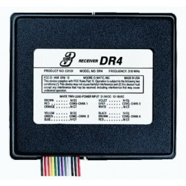 Delta 4 Channel Receiver