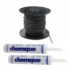 Loop Wire Kit with Two Tubes of Sealant