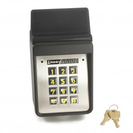 Exterior Wireless Keypad