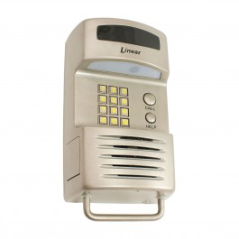 Linear Residential Telephone Entry system RE-1N (Nickel Finish) - ACP00892