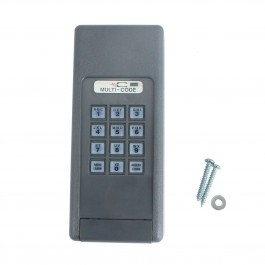 Multi Code Wireless Keypad