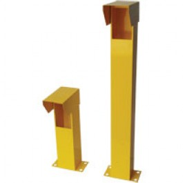 Linear 2120-478-YS Photo Eye Mounting Pedestal Set (Yellow, Smooth)