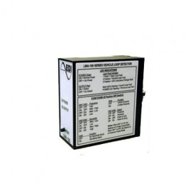 Linear 2500-2375 Single Relay Vehicle Loop Detector