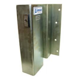 Linear 2520-049 Electric Swing Gate Lock with Heavy Duty Case