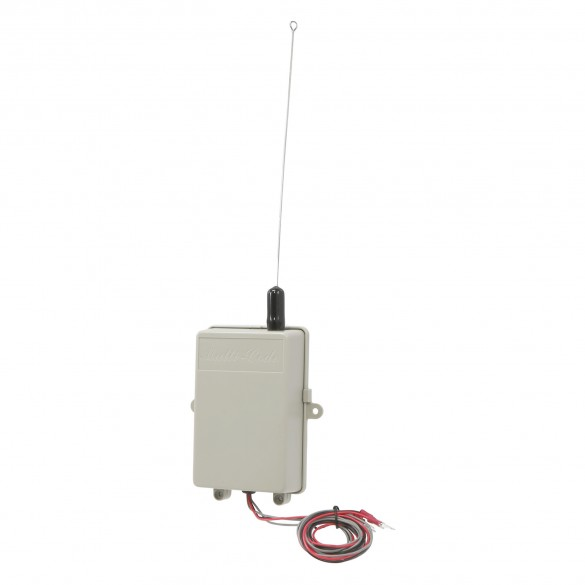 Linear 1 Channel 12-24V Gate Receiver 300 MHZ - 10 Dip Switch