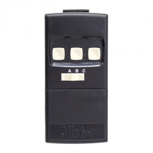 Linear Commercial 3 Button, 9 Door, Transmitter, 288 MHz