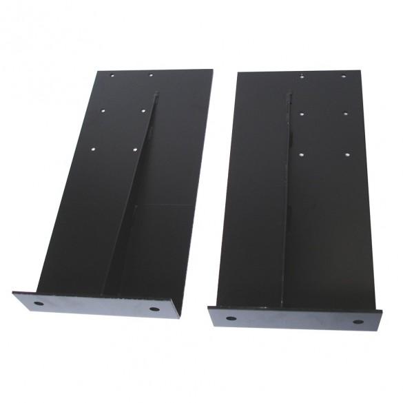 Linear 2120-441-BT Pad Mounting Pedestal Angle Brackets