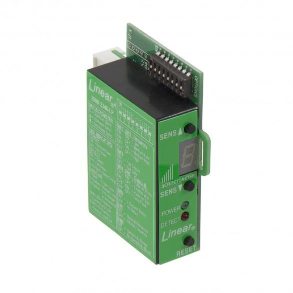 Linear 2500-2346-LP Low Power Plug-in Vehicle Loop Detector