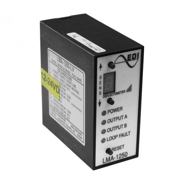 Linear 2500-2377 Dual Relay Vehicle Loop Detector with Display