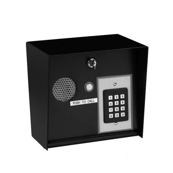 Linear 2520-410 Outdoor Intercom Station w/ Keypad & Gooseneck