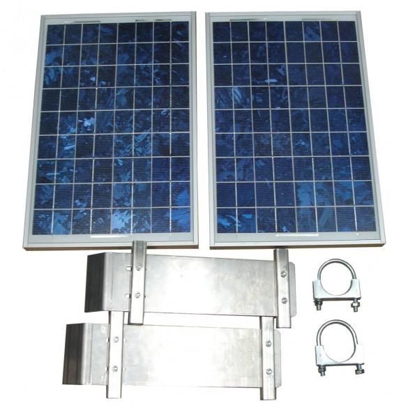 Linear / Osco 2520-511 20 Watt Solar Panel