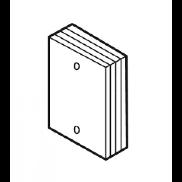 Linear / Osco 2100-1926-BT Counterweight (Black Texture)