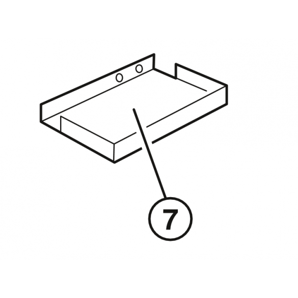 Linear / Osco 2100-1781 Accessory Shelf