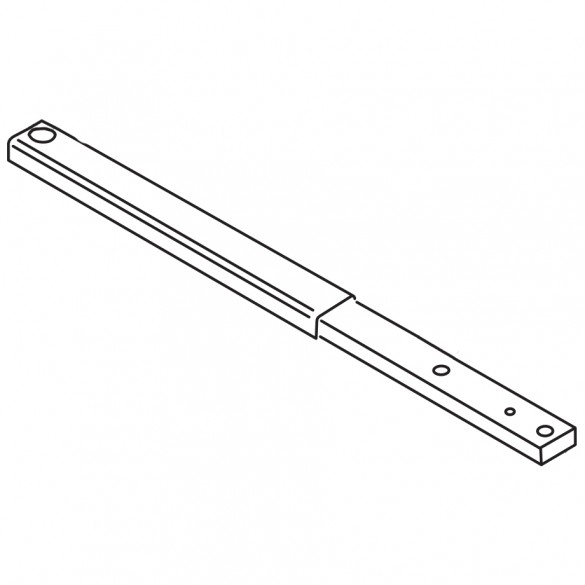 Linear / Osco 2100-2067 Crank Extension Solid Bar