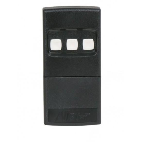 Linear 3 Button, 1 Door, Open Close Stop, Transmitter, 318 MHz