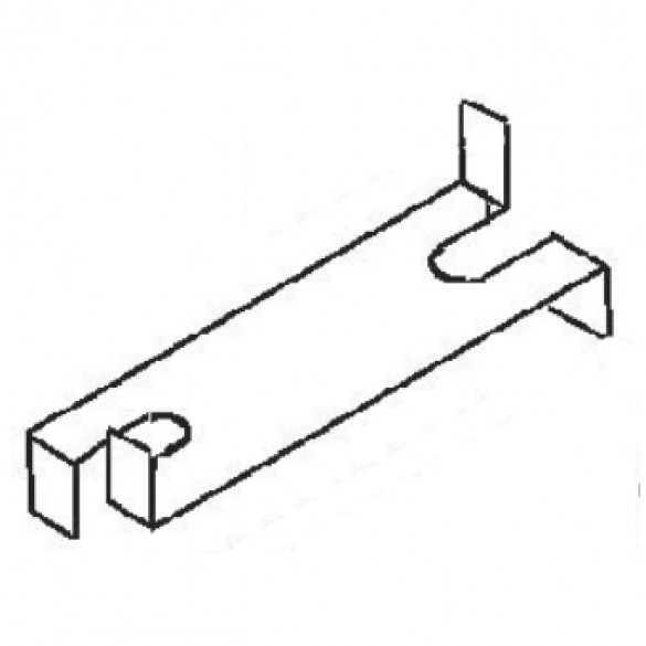 Linear / Osco 2100-1737 Pillow Block Retaining Plate