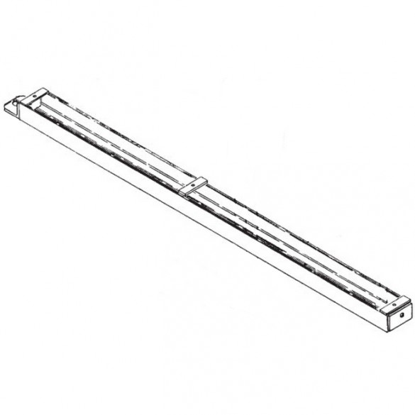 "Linear / Osco 2110-271 Welded Rail Assembly (63"")"