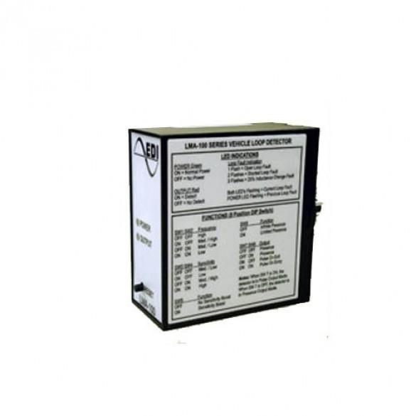 Linear 2500-2375 Single Relay Vehicle Loop Detector