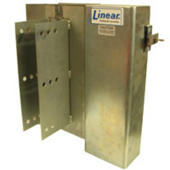 Linear 2520-279 Electric Slide Gate Lock with Heavy Duty Case