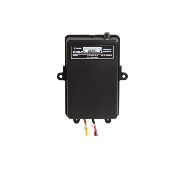 Factory Option 2510-409 MGR-2 Receiver Installed in Operator