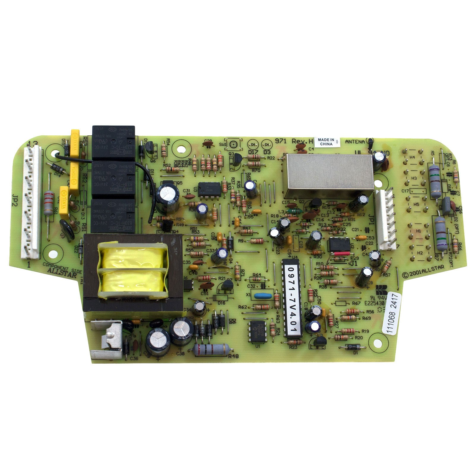 Linear Garage Door Opener Circuit Board Manual Guide Wiring Diagram Motor Control 9300m 9500m 190 Rh Lineargateopeners Com Chamberlain Openers