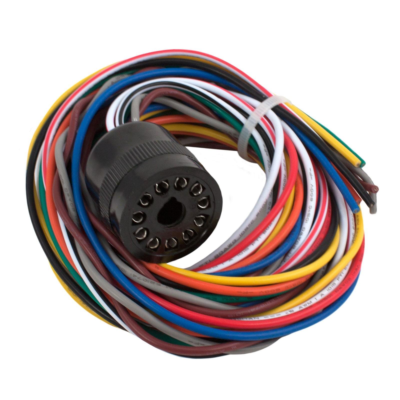 linear 2500 2420 vehicle loop detector wiring harness linear pro rh lineargateopeners com