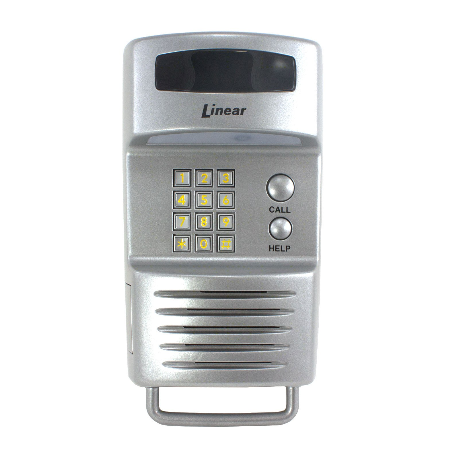 Linear Residential Phone Entry System Re 1ss Stainless Steel