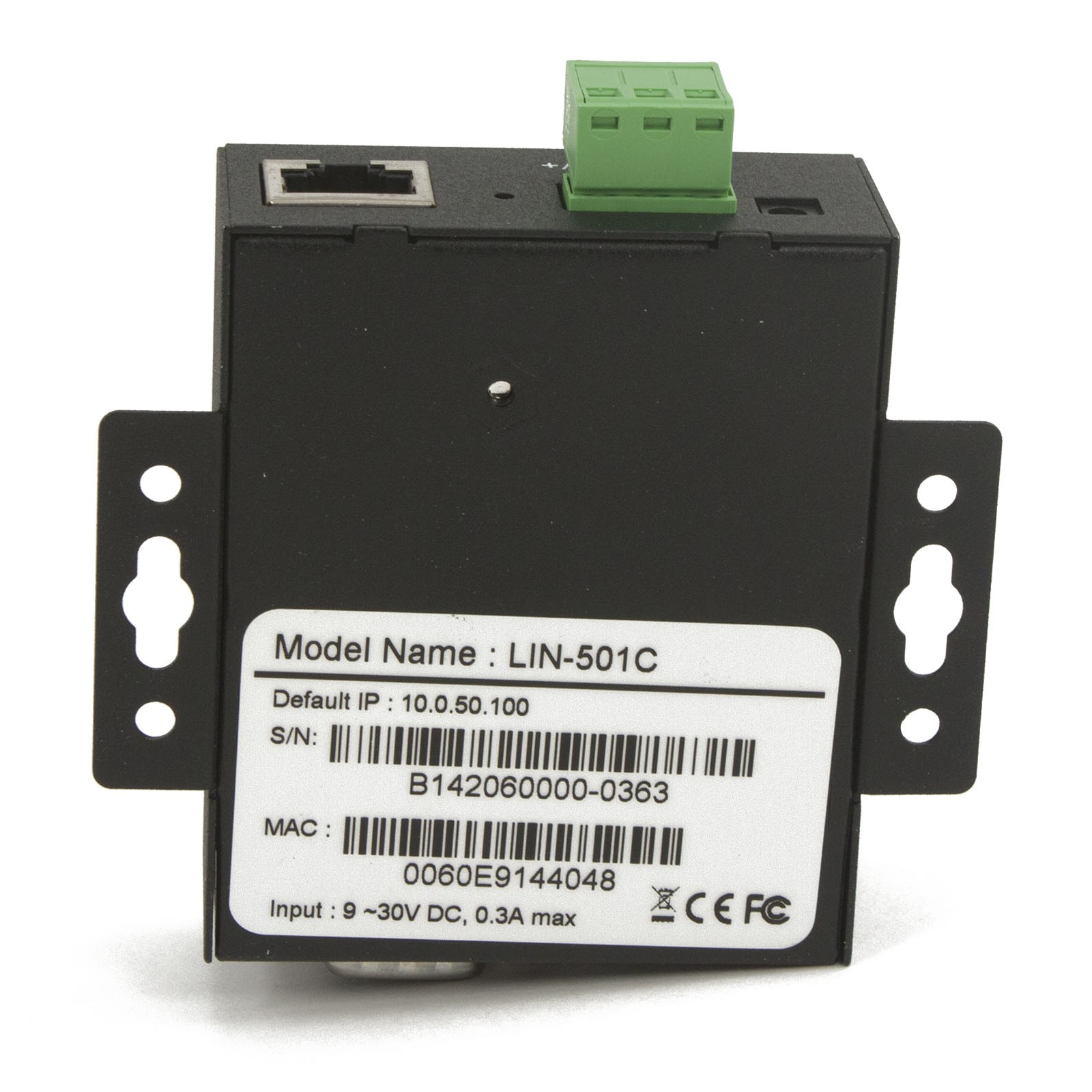 Linear Am Sek Serial To Ethernet Kit For Plus Panels