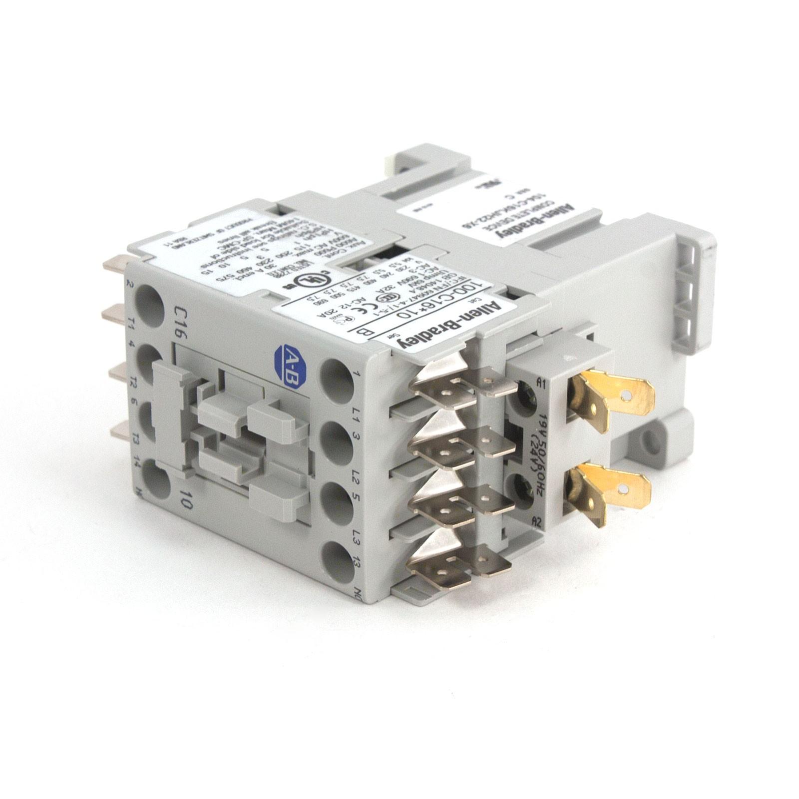 Linear Osco 2500 2084 Half Brake Contactor Half Block