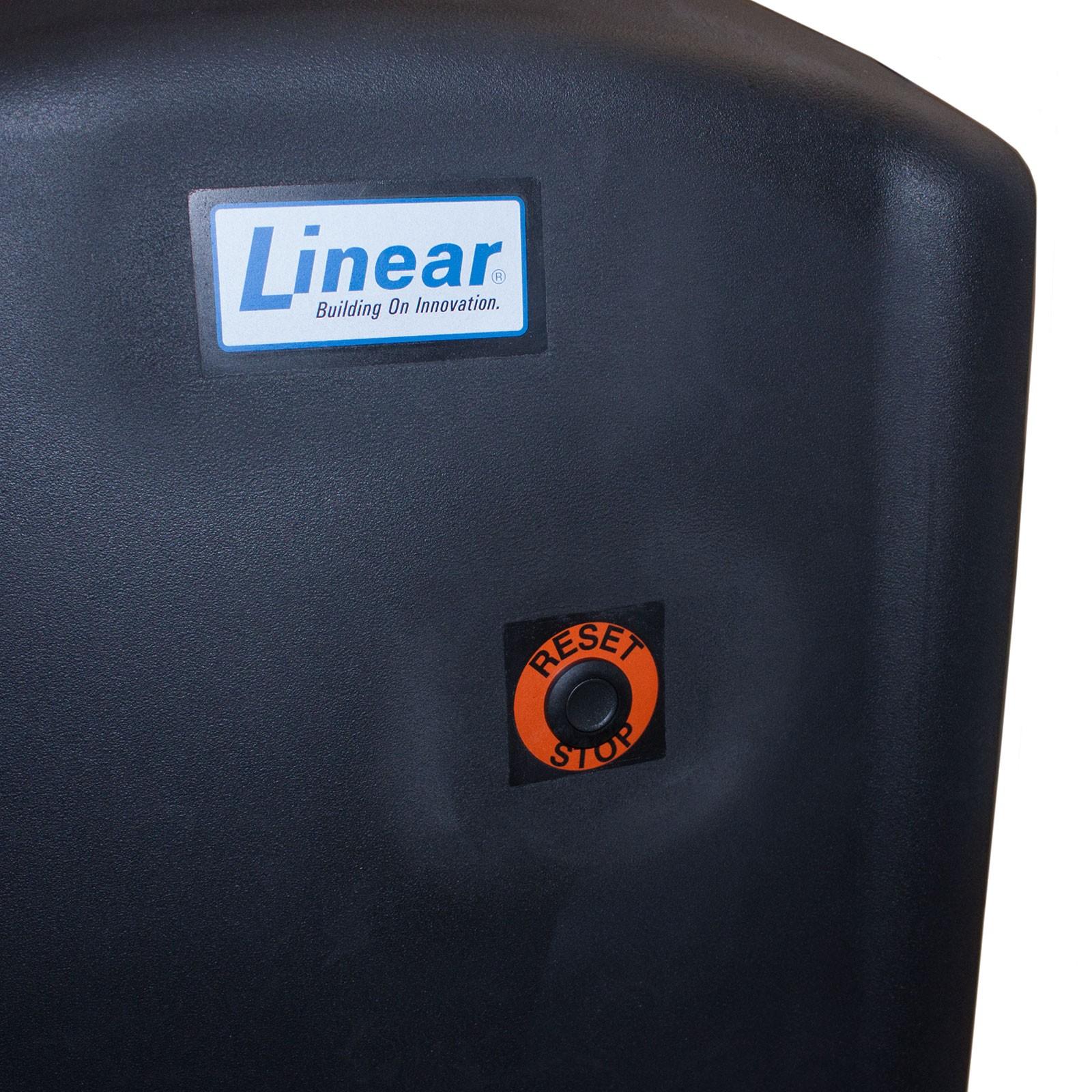 Linear Osco Slc 121 1 Hp 230 Volt Commercial Slide Gate