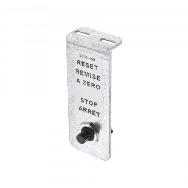 Linear / Osco 2510-248 Stop/Reset Button and Bracket Assembly
